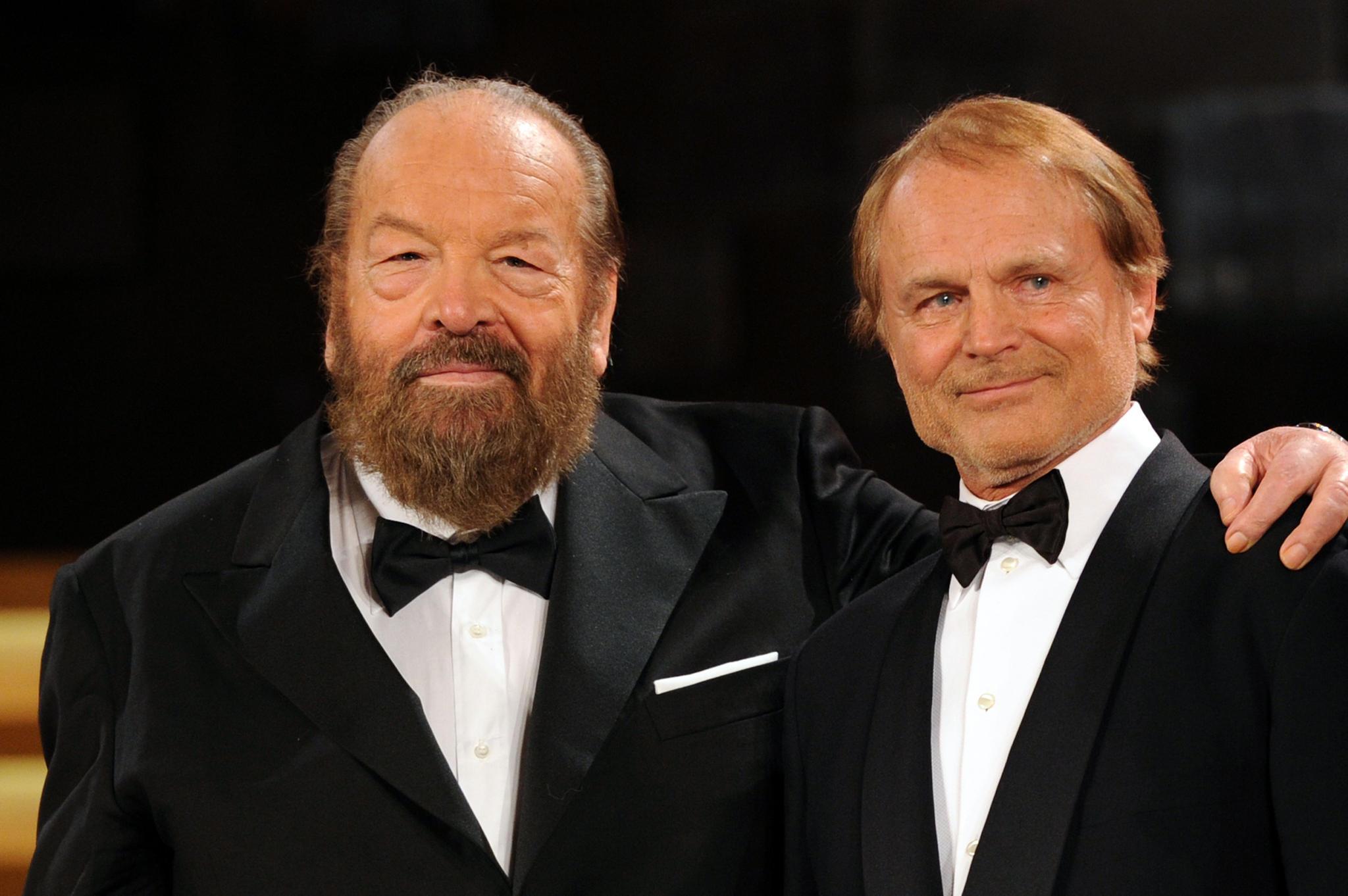 Bud Spencer (†86) und Terence Hill sind nicht nur vor der Kamera ein eingespieltes Team. Auch privat verbindet die beiden Schauspieler eine enge Freundschaft.