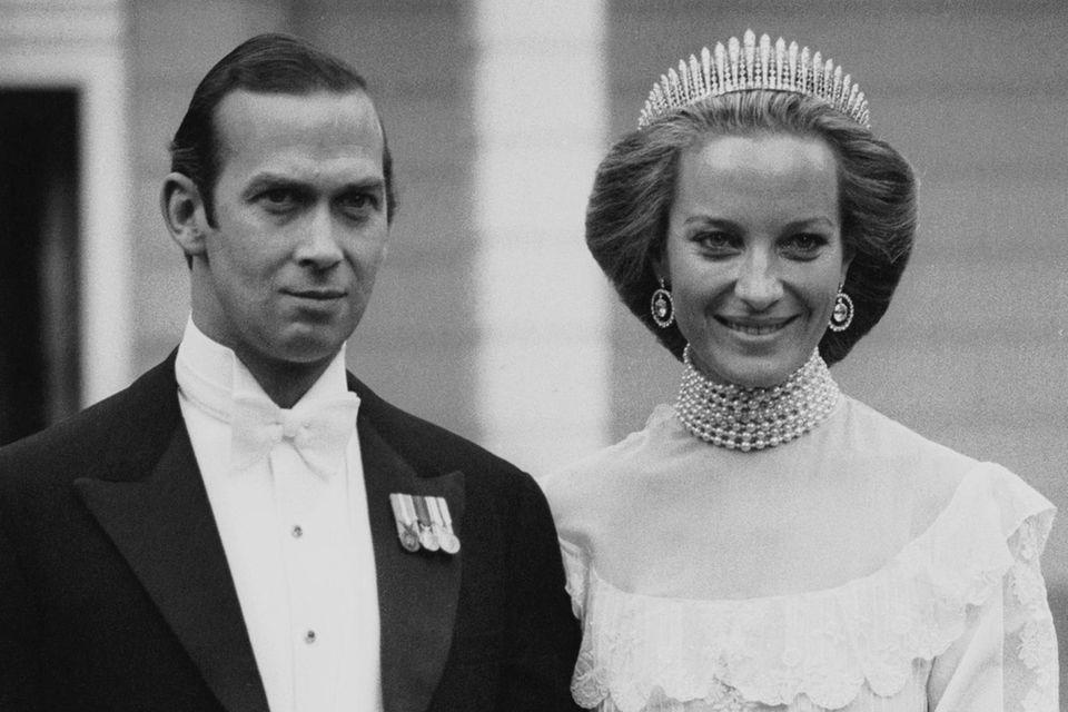 Michael von Kent und Marie-Christine von Reibnitz gaben sich 1978 in Wien das Jawort.