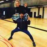 """""""Training mit allen Mitteln"""" heißt es bei Benjamin Piwko und IsabelEdvardsson."""
