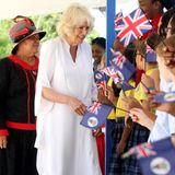 Herzogin Camilla, Karibik