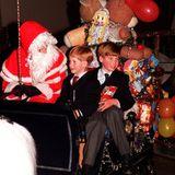 Der Weihnachtsmann (unbekannt), Prinz Harry, Prinz William
