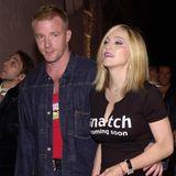 Doppelt so lang hält Madonnas zweite Ehe. Mit Filmmacher Guy Ritchie ist sie von 2000 bis 2008 liiert.