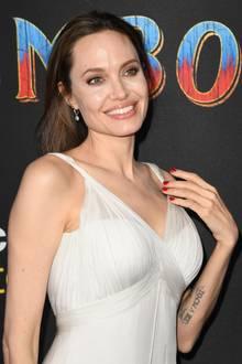 Angelina Joliezog es in ihrem Leben bereits drei Mal vor den Traualtar.