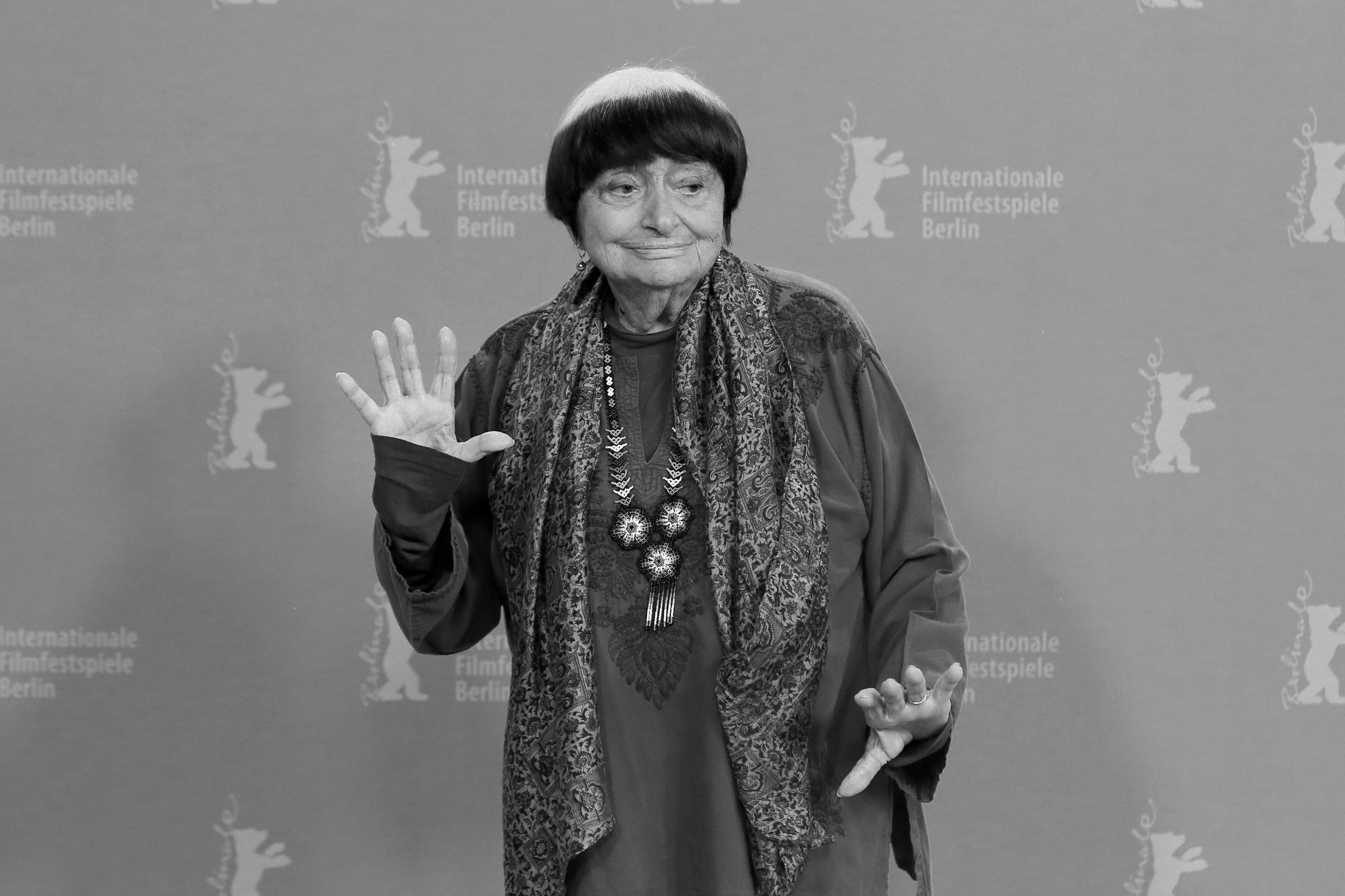 Angès Varda bei den Oscars 2018