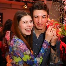 Klaudia Giez und ihr Freund Felipe