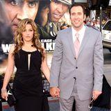 Nur ein Jahr später finden Nicolas Cage und Lisa Marie Presley zueinander und wollen ihre Ehe direkt amtlich machen. Ihre Blitzhochzeit endet jedoch in einer ziemlich schnellen Scheidung in 2004.