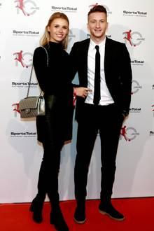Scarlett Gartmann undMarco Reus