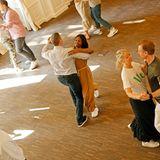 """Jedes Jahr wieder ein Highlight: Der Tanzkurs mit den """"Let's Dance""""-Juroren Motsi Mabuse und Joachim Llambi"""