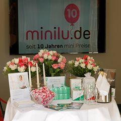 Bei Minilu können dieSPA-AWARDS-Gäste ein Zahn-Whitening genießen.