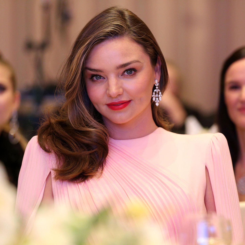 """Der schönste Hingucker der Gruner + Jahr SPA AWARDS:Topmodel und """"Beauty Idol 2019"""" Miranda Kerr"""