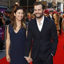 Amelia Warner und Jamie Dornan