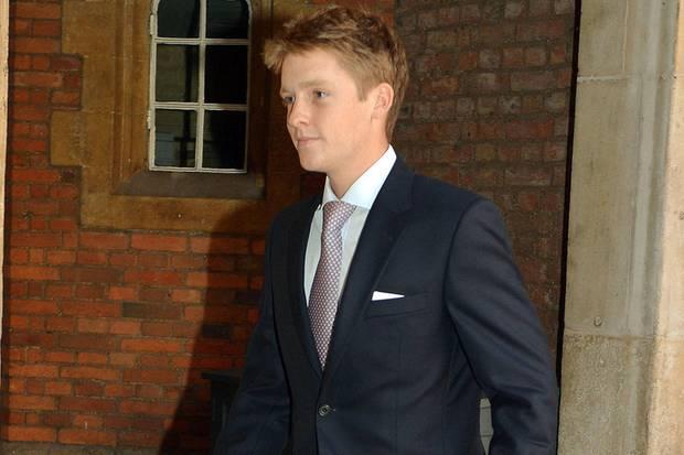 Hugh Richard Louis Grosvenor, der Duke of Westminster