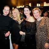Gruner + Jahr Spa Awards: Caroline Schmitt (Douglas), Catharina Christe (Dior), Astrid Bleeker (G+J), Christina Sennlaub (Dior) und Michaela Stein (Coty).