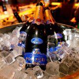 Gruner + Jahr Spa Awards: Cheers! Das ganze Wochenende genießen die Gäste Champagner von Pommery.