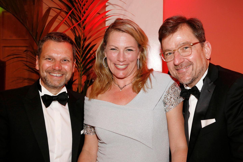 Udo Heuser, Katrin Seifarth und Steffen Seifarth (Maeurer + Wirtz)