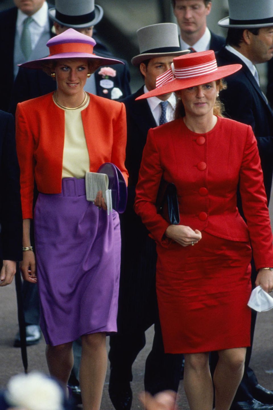 Prinzessin Diana, Sarah Ferguson