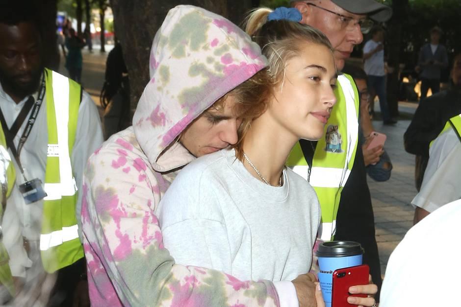 Justin Bieber + Hailey Baldwin