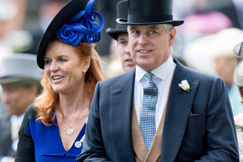 Sarah Ferguson. Prinz Andrew