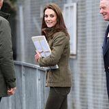 """Viel scheint sich in den letzt zehn Jahren nicht verändert zu haben. Klar, da hätten wir den Titel """"Herzogin"""", aber in Sachen Styling bleibt Kate bodenständig und sich selber treu."""