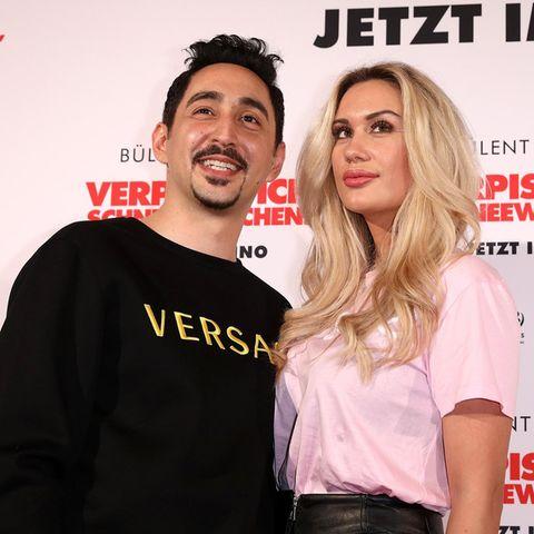 Eko Fresh mit seiner Frau Sarah