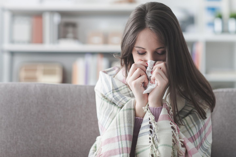 Ist es eine Erkältung oder doch dieGrippe?