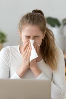 Mit einer verschleppten Erkältung sollte man nicht spaßen.