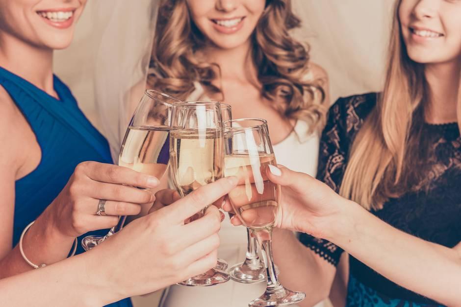 Jede Braut ist anders und auch jeder Junggesellinnenabschied sollte individuell geplant werden.