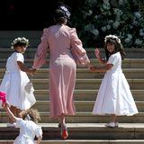 Die Litt-Schwestern  Sollten Herzogin Meghan und Prinz Harry mit ihrem Nachwuchs in die USA reisen, würden sich Remi und Rylan Litt als Spielgefährtinnen anbieten. Die Schwestern sind die Töchter von Meghans Freundin Benita Litt, die in Los Angeles lebt.