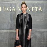 Prinzessin Maria-Olympia von Griechenland ist ein gern gesehener Gast auf der Pariser Fashion Week. Hier lässt sie sich von den Catwalks für ihren eigenen Kleiderschrank inspirieren. Der unter anderem auch diesen hübschen Streifenlook hergibt.