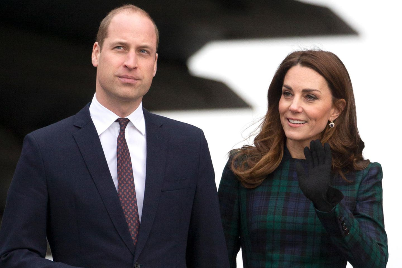 Prinz William, Herzogin Catherine