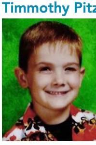 Timmothy Pitzen aus Aurora, Illinois wird seit dem 12. Mai 2011 vermisst.