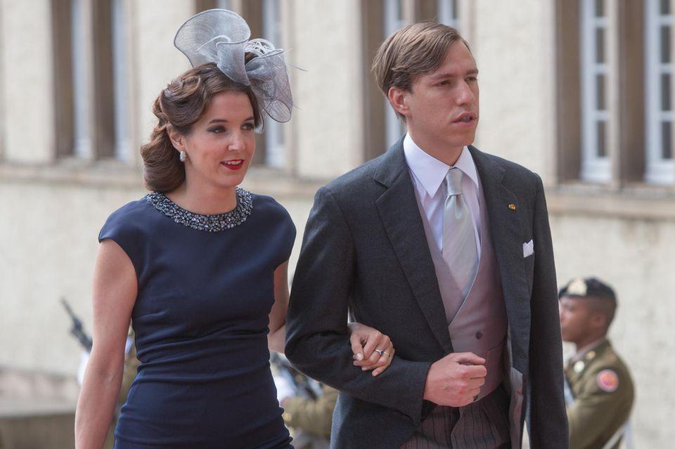 Prinzessin Tessy, Prinz Louis