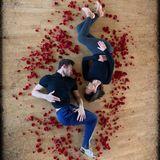 """Heute Abend werden """"GZSZ""""-Schauspielerin Ulrike Frank und ihr Profi-Tänzer Robert Beitsch eine Tango-Performance zum Thema """"Leidenschaft,der Kampf zwischen Mann und Frau"""" auf das Parkett bringen. Mental eingestimmt haben sich die beiden bereits."""