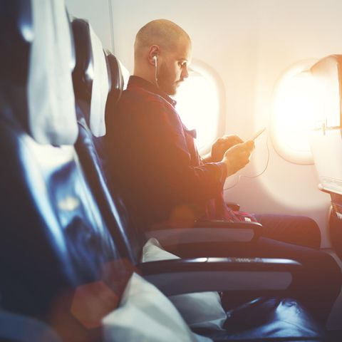 Ein einziger Passagier wurde im Flugzeug von Litauen nach Italien transportiert. (Symbolbild)