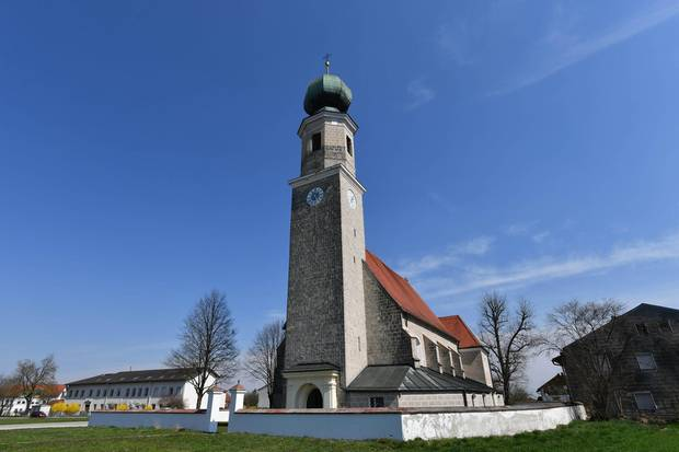 Wallfahrtskirche Heiligenstatt (Gemeinde Tüßling)