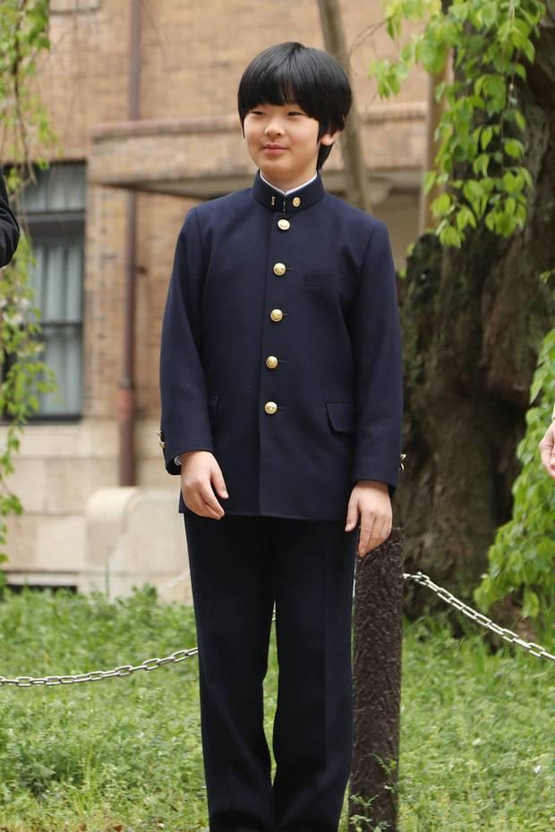 8. April 2019  Was für ein großer Tag für den japanischen Prinz Hisahito: Der 12-Jährige feiert seine Einschulung an derJunior High School der Ochanomizu University in Tokio. Zusammen mit ...