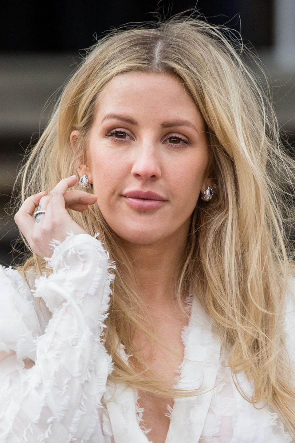 Ellie Goulding sparte sich die Aftershow-Party