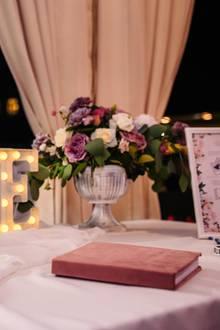Hochzeitsgästebuch, Hochzeitsdeko, Liebe