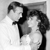 """8. April 2019: Nadja Regin (87 Jahre)  An der Seite von Sean Connery spielte die jugoslawische Schauspielerin in den Bond-Klassikern """"Goldfinger"""" und """"Liebesgrüße aus Moskau"""". Nach Tania Mallet ist sie nun das zweite Bond-Girl, das innerhalb kurzer Zeit verstorben ist."""