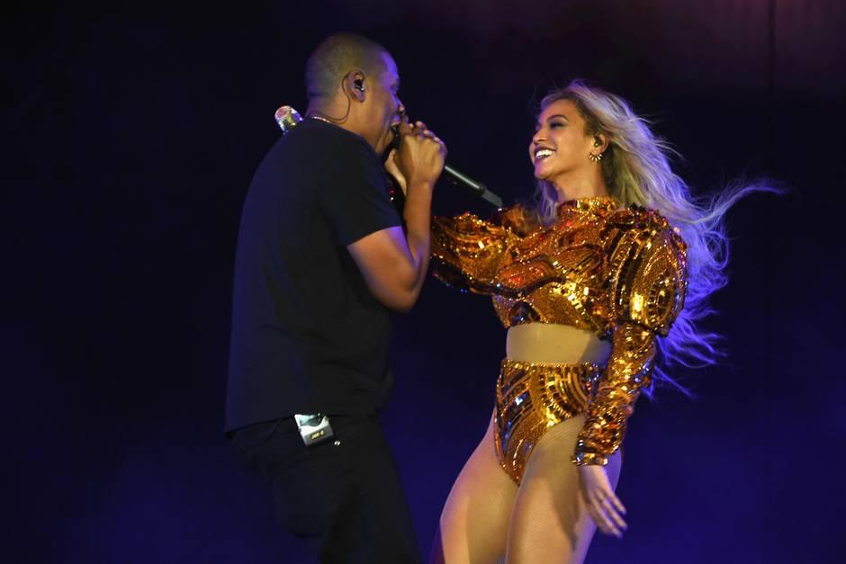 Jay Z + Beyoncé