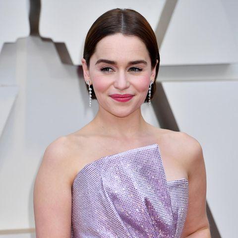 Emilia Clarkespricht über die psychischen Folgen ihrer schweren Krankheit