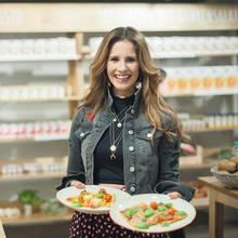 Mareille Höppner liebt Abwechslung - auch auf ihrer Pizza.