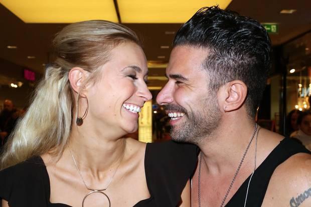 Da waren Anja Rascher und Marc Terenzi noch glücklich