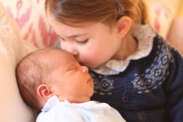 Prinz Louis, Prinzessin Charlotte