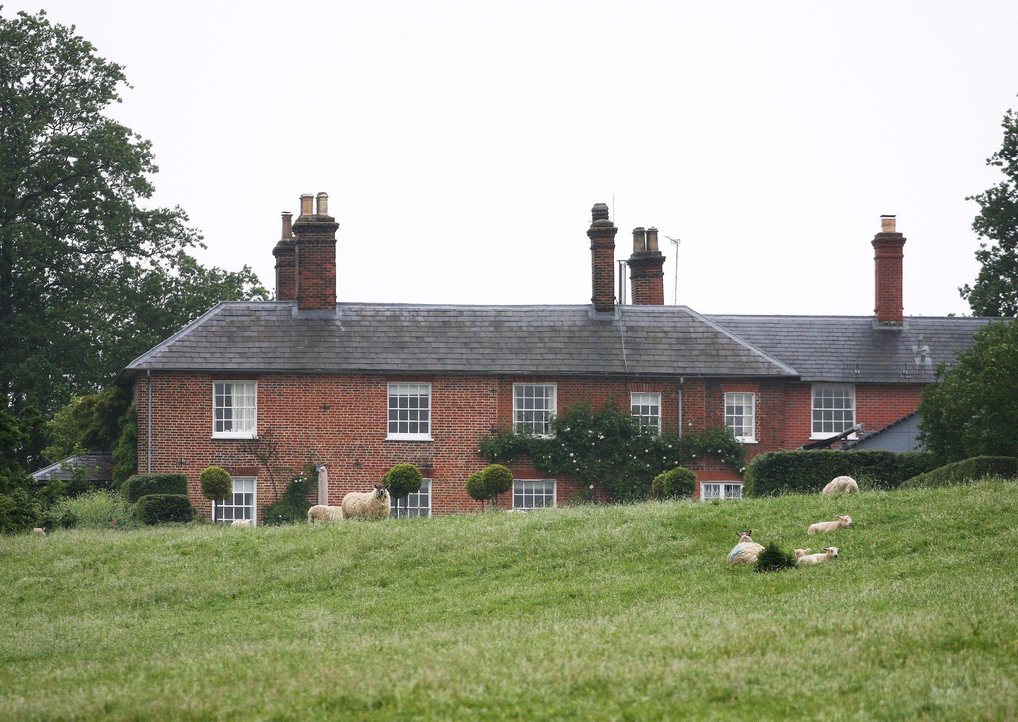 Bucklebury Manor, Berkshire