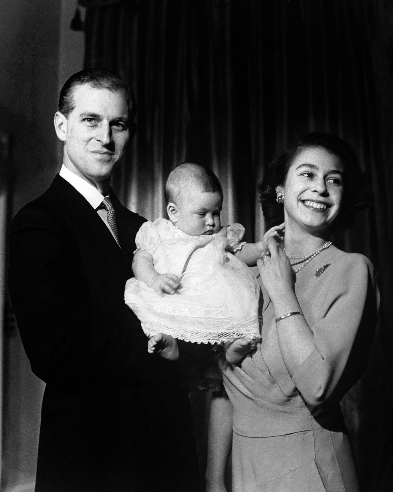 Prinz Philip, Prinz Charles, Queen Elizabeth