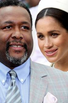 Wendell Pierce, Herzogin Meghan