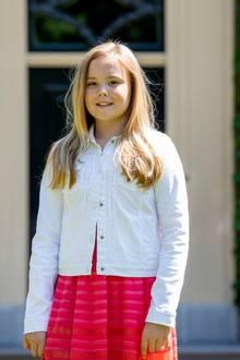 10. April 2019  Herzlichen Glückwunsch, Prinzessin Ariane! Die dritte und jüngsteTochter von Königin Máxima und König Willem-Alexander wird heute 12 Jahre alt.