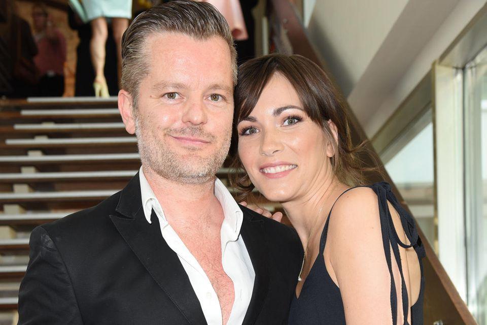 André Dietz und Ehefrau Shari Dietz