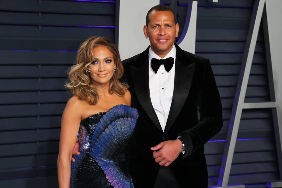 Jennifer Lopez + Alexander Rodriguez